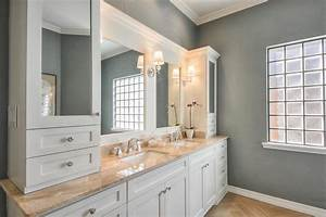 modern maizy master bathroom remodel With bathroom remodle