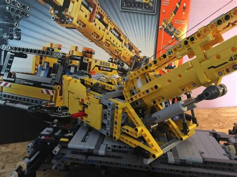 lego technic schwerlastkran lego technic 42009 mobiler schwerlastkran by brick family de