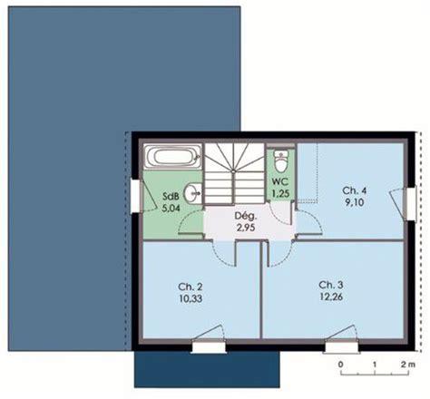 plan maison moderne 3 chambres maison 2 dé du plan de maison 2 faire