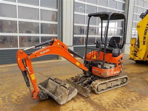kubota   mini excavator  united kingdom  sale  truck id