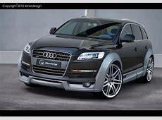 Audi Q7 Full Wide Body Kit Czar