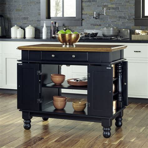 cabinets in the kitchen americana black kitchen island homestyles 5082