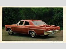 1966 Chevrolet Impala 4Door Photo Picture
