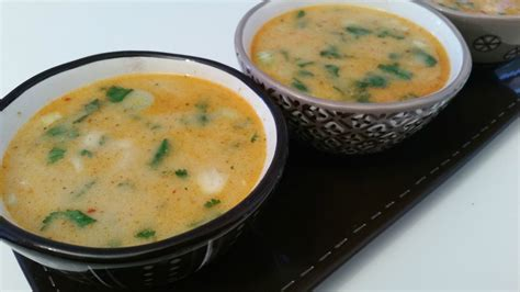 lait de coco cuisine potage crevettes curry et lait de coco blogs de cuisine