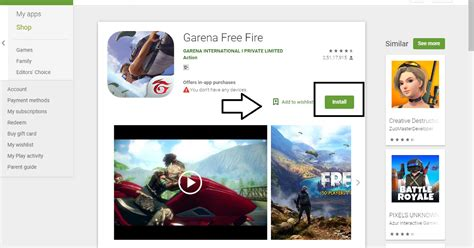How can i download garena free fire in jio phone? Free Fire Game Online Play Now Jio Phone D | Games ...