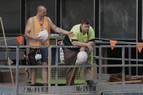 snickers spotlights construction stereotypes