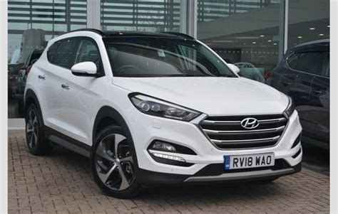 Reviews from owners of the 2018 hyundai tucson. HYUNDAI Tucson Hyundai Tucson 1.7 Crdi BD Premium SE 2WD ...