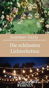Lichterkette Balkon Sommer : lichterkette im garten sch ne atmosph re lichterkette ~ A.2002-acura-tl-radio.info Haus und Dekorationen