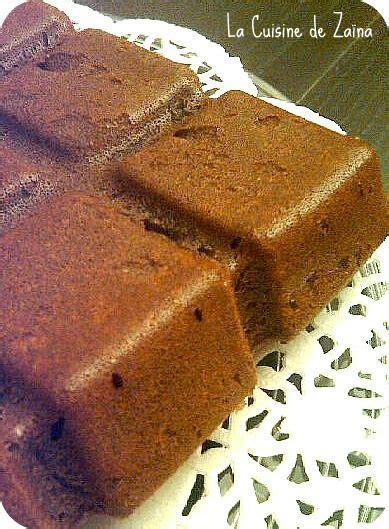 la cuisine de julie andrieu brownie à la crème de marron de julie andrieu la cuisine