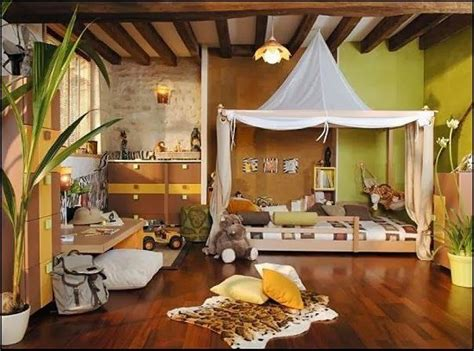 awesome kids room design ideas inspired   jungle