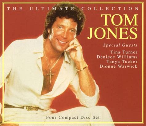 The Ultimate Collection [bmg]  Tom Jones  Songs, Reviews