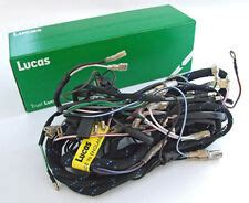 Motorcycle Wires Electrical Cabling For Sale Ebay