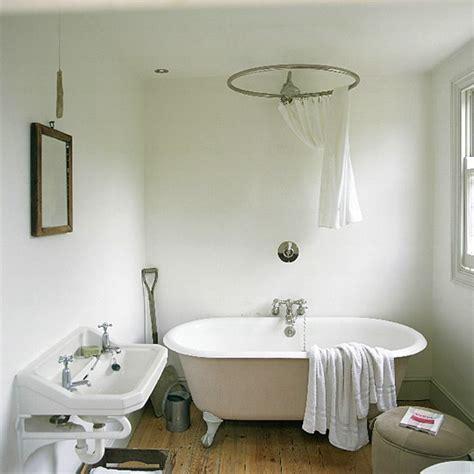 French Bathroom  Decorating Ideas  Freestanding Bath