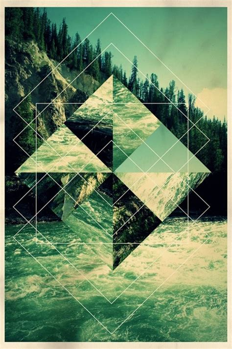 mind blowing examples  geometric designs web