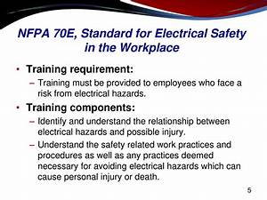 electrical hazard awareness training for non electrical With electrical safety procedures