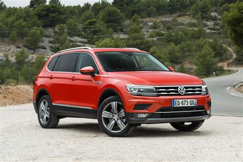 Volkswagen tiguan allspace is a 7 seater suv available in a price range of ₹ 34.19. New Volkswagen Tiguan Allspace on sale now from £29,370 ...