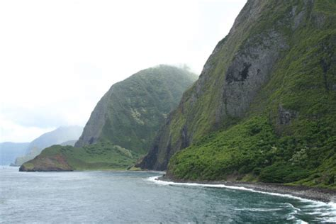 worlds largest sea cliffs     hawaii