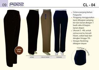 Celana Cotton Stretch Abu Muda mujahidah kecil berbagai macam rok dan celana