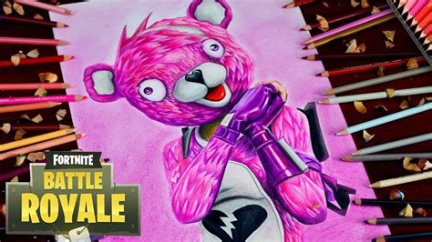drawing fortnite battle royale cuddle team leader