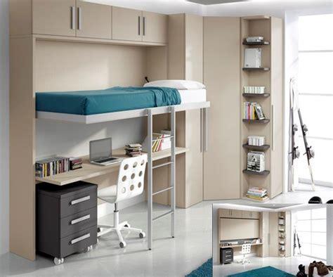 Dormitorios Juveniles Modernos Pequeños Espacios Kawaii