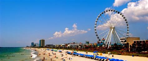 Fall is a Perfect Time for a Myrtle Beach Vacation