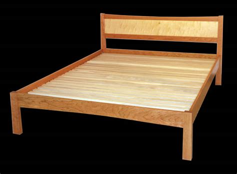 asian platform bed guild  vermont furniture makers