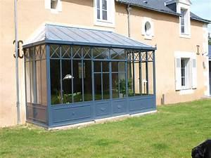 Véranda Fer Forgé : veranda zinc ma v randa ~ Premium-room.com Idées de Décoration