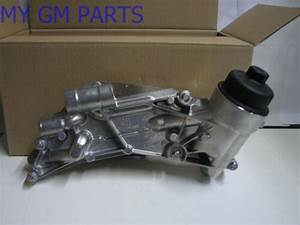 Cruze 1 8 Engine Oil Filter Housing 2013