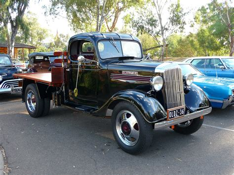 1936 Oldsmobile Truck The Material Which I Can Produce Is