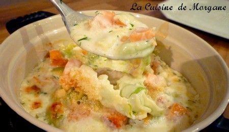 hervé cuisine lasagne gratin de ravioles au saumon fumé pasta pizza rice