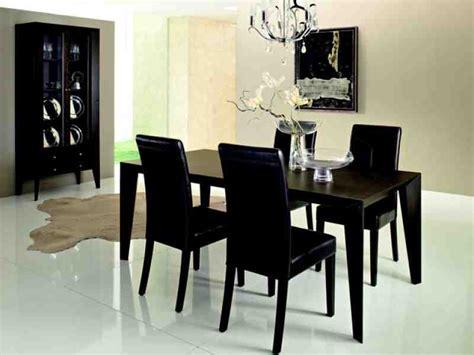 black dining room chairs set   decor ideasdecor ideas