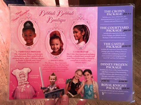 Pretty hairstyles for Bippity Boppity Boutique Hairstyles Disneyland for Princesses ? How to Do