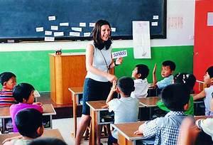 English Teacher Teaching | www.imgkid.com - The Image Kid ...