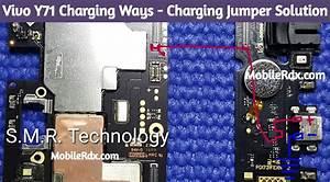 Vivo Y71 Charging Ways