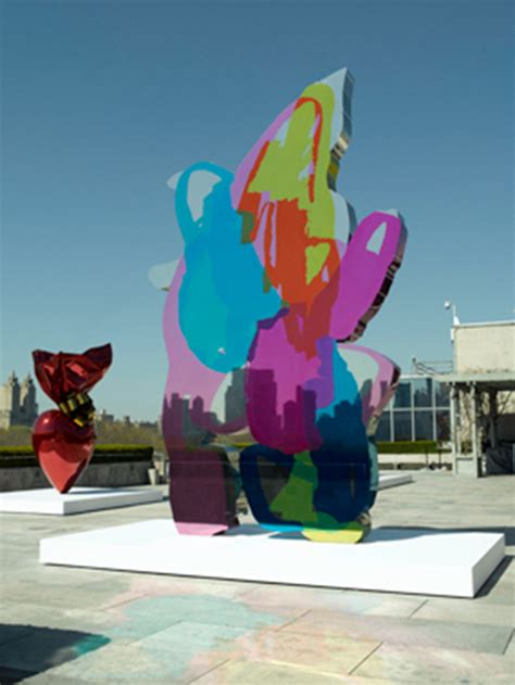 jeff koons piglet  bound  california art agenda phaidon