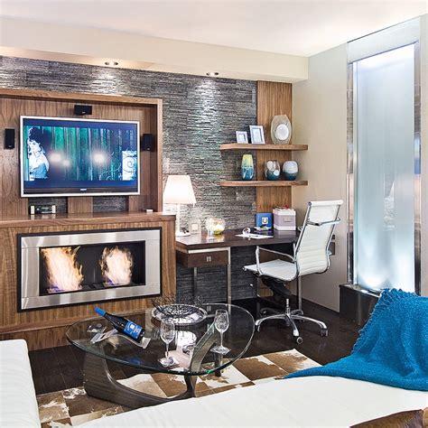 bureau de salon décoration bureau salon