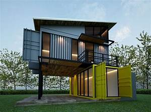 Moderne Container Häuser : best shipping container house design ideas 31 pinterest ~ Lizthompson.info Haus und Dekorationen
