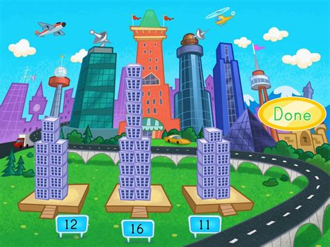 building numbers   city game game educationcom