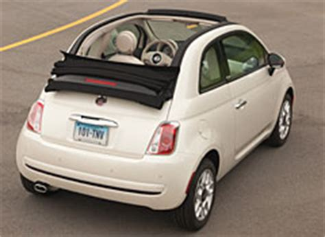 Consumer Reports Fiat 500 by Fiat 500 Convertible Finds A Fan Among The Staff
