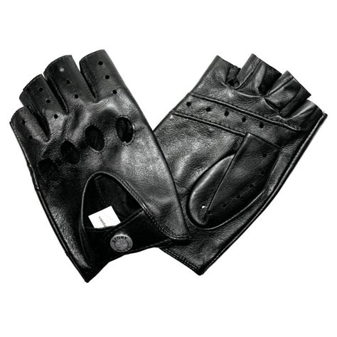 gant de cuisine anti chaleur mitaines de conduite homme cuir noir glove tous