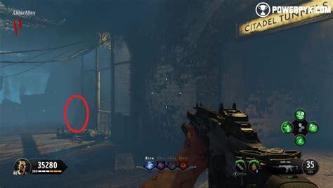 blood dead shield bo4 cod zombie build workbench