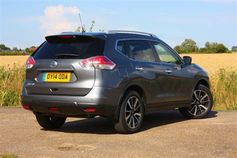 Nissan X Trail Photo by Nissan X Trail 4x4 2014 Photos Parkers