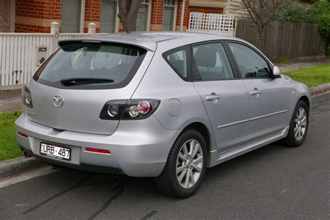 2007 Mazda3 (bk Series 2) Maxx Sport Hatchback (2015