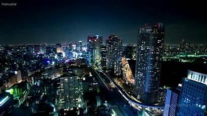 Amazing Nights Gifs Cities Night Giphy Izismile