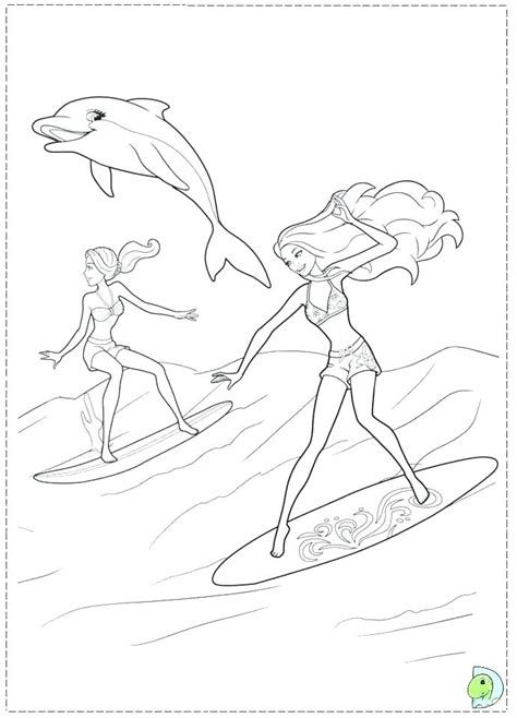 Barbie Coloring Pages Games Free Online