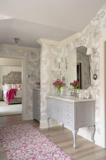 glam bathroom glitzy glam meets farmhouse chic traditional bedroom Farmhouse