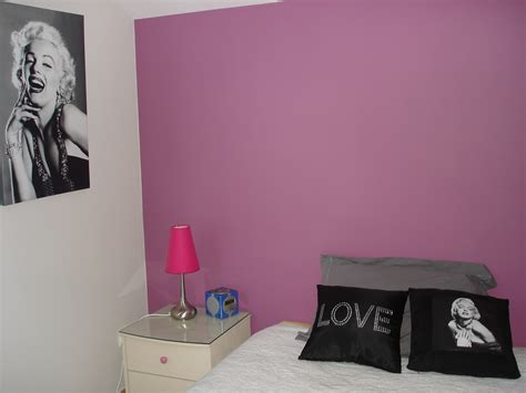indogate couleur chambre fille et gris