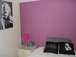 Chambre Fille Ado : couleur peinture chambre ado fille qa23 jornalagora ~ Teatrodelosmanantiales.com Idées de Décoration