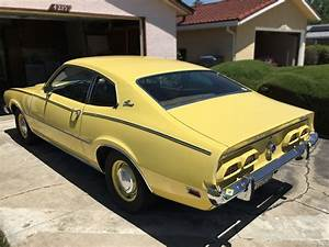 Most Valuable 1973 Mercury Comet In Existence