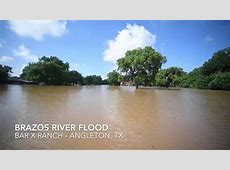 Brazos River Flood Bar X Ranch News thefactscom